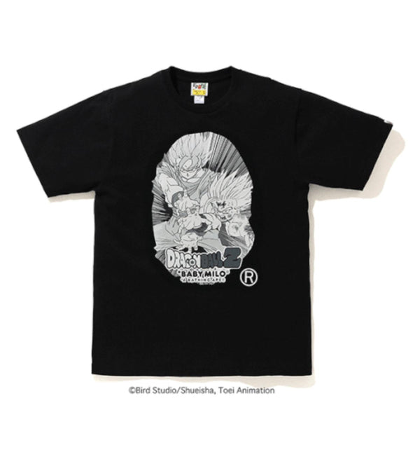 *Pre-order* Bape x Dragon Ball Z Ape Head Tee #2 (Black)