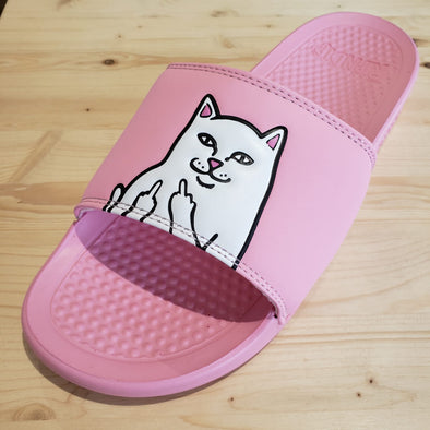 RIPNDIP Lord Nermal Slides (Pink)