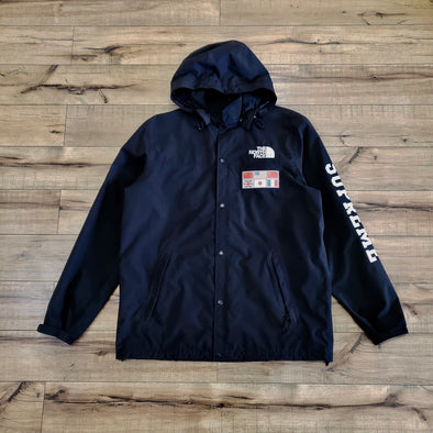 Supreme The North Face Expedition Coaches Jacket (Black)