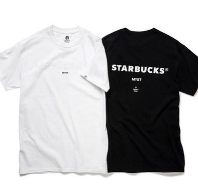 Starbucks x Fragment design Shibuya Limited Edition Tee