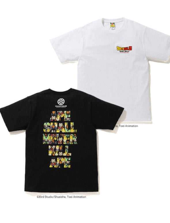 Bape x Dragon Ball Z Tee