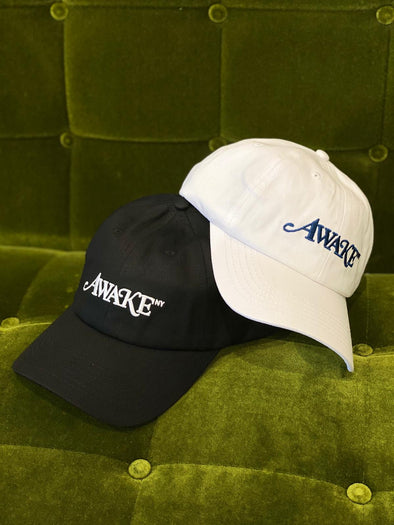 Awake Cap (White/Black)