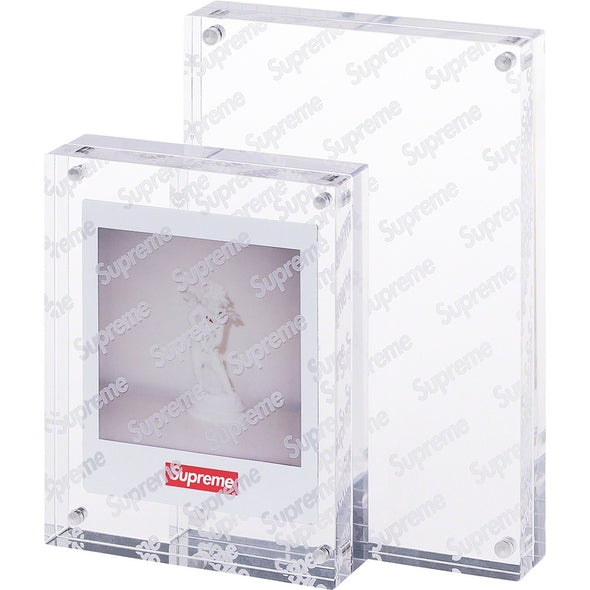 Supreme Acrylic Photo Frame (Set of 2)