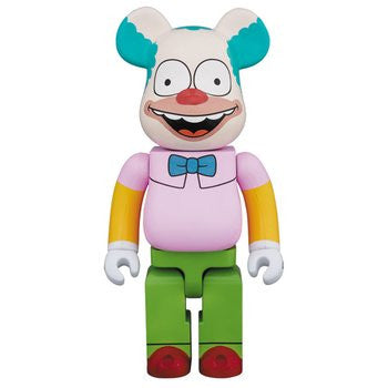 The Simpsons Krusty 400% Be@rbrick
