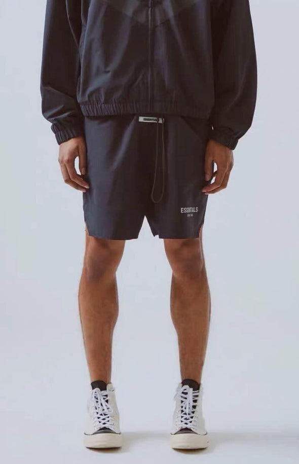 Fear Of God - FOG Essentials Nylon Active Shorts (Black)