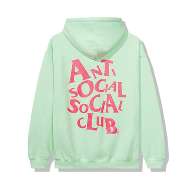 ASSC Complicated Green Hoodie (Anti Social Social Club)
