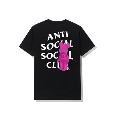 ASSC Be@rbrick Black Tee (Anti Social Social Club)