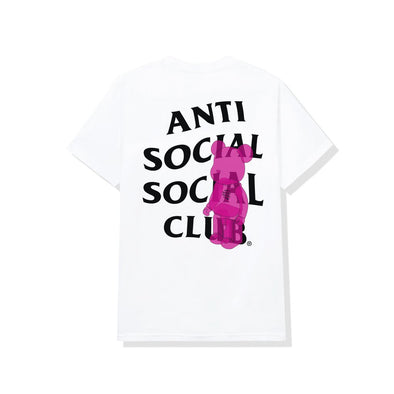 ASSC Be@rbrick White Tee (Anti Social Social Club)