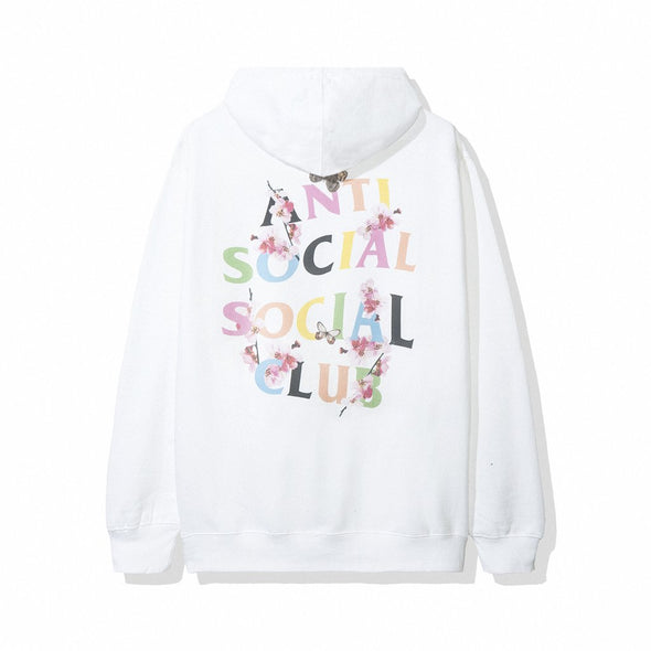 ASSC Frantic White Hoodie