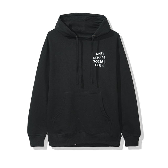ASSC Smells Bad Rose Black Hoodie (Anti Social Social Club)