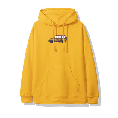 ASSC Brownie Yellow Hoodie (Anti Social Social Club)