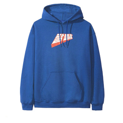 ASSC Midnight Club Blue Hoodie (Anti Social Social Club)