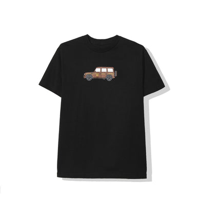 ASSC Brownie Black Tee (Anti Social Social Club)