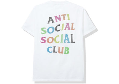 ASSC NT White Tee with Colorstones (ANTI SOCIAL SOCIAL CLUB)