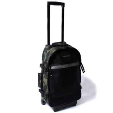Bape 1st Camo Reflective Travel Luggage Cordura
