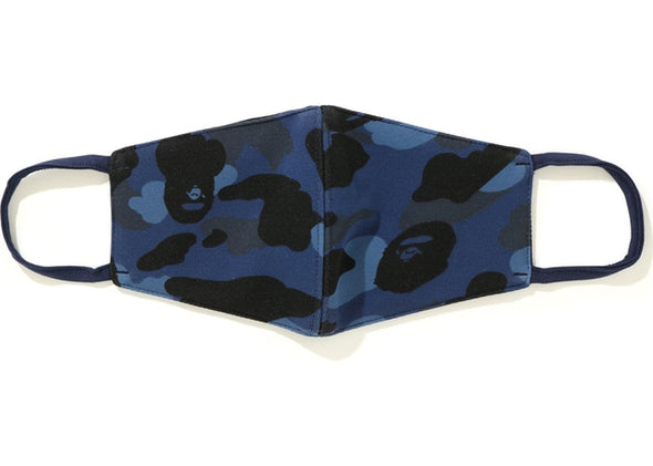 Bape Color Camo Mask (FW19) Blue