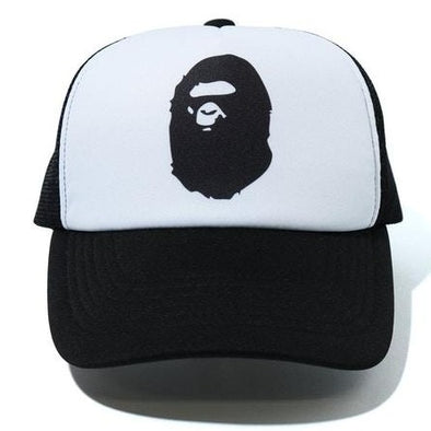 Bape Apehead Hat (Black)