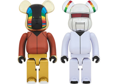 Bearbrick Daft Punk (Discovery Ver.) 1000%