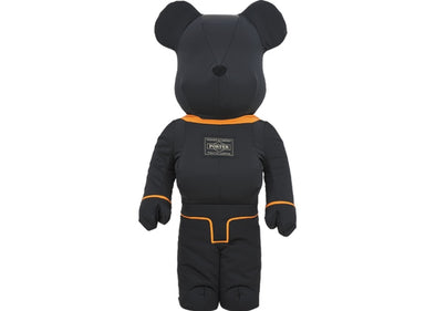 Medicom Toy BE@RBRICK x PORTER Tanker Special Edition 1000% / Black