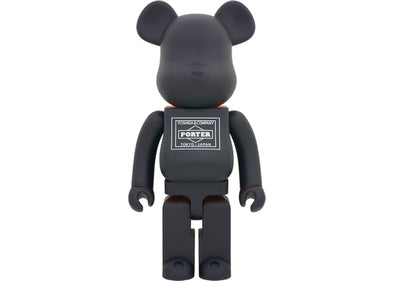 Be@rbrick x Porter 1000% Black