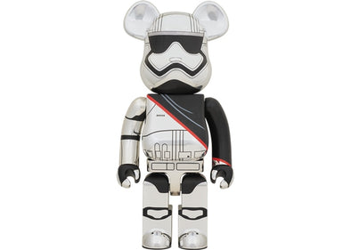 Bearbrick x Star Wars Captain Phasma The Force Awakens Version 1000% Multi
