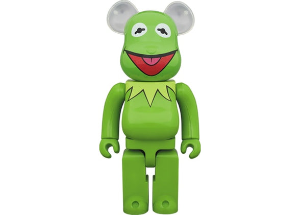 Be@rbrick x The Muppets Kermit The Frog 1000%