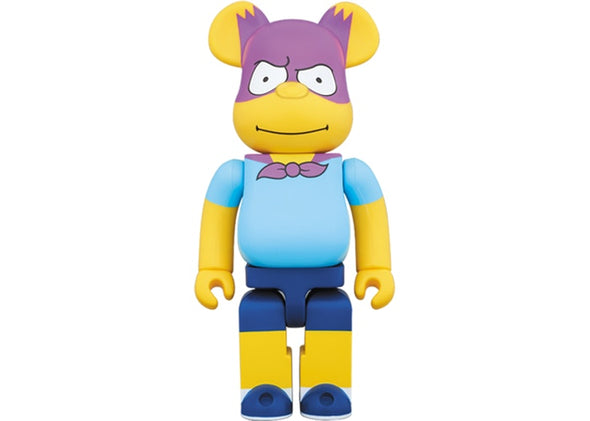 Be@rbrick x The Simpsons Bartman 1000%