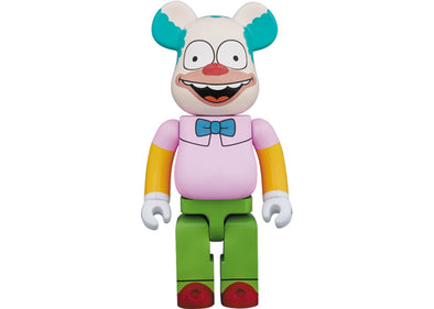 Be@rbrick x The Simpsons Krusty The Clown 1000%