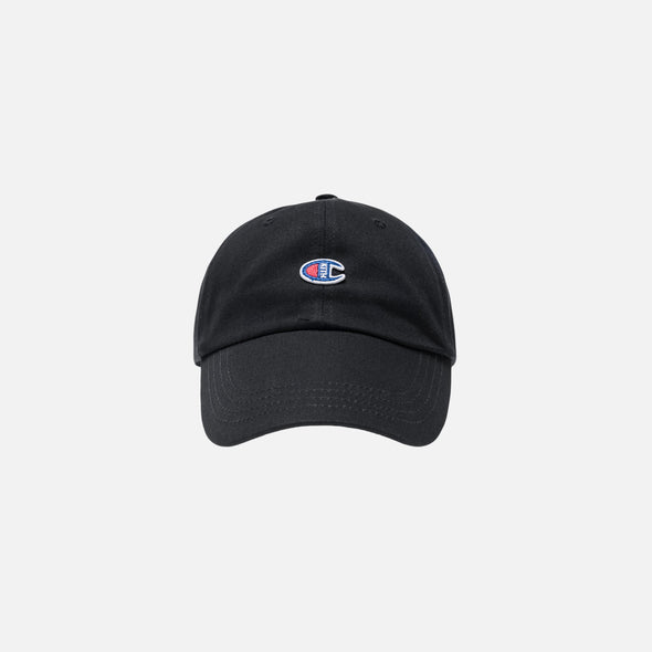 KITH X Champion Patch Hat (Black)