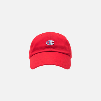 KITH X Champion Patch Hat (Red)