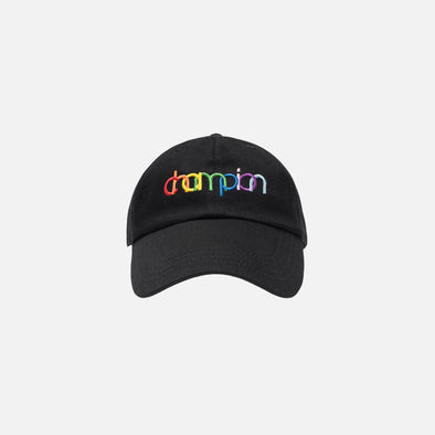 KITH X Champion Double Logo Hat (Black)