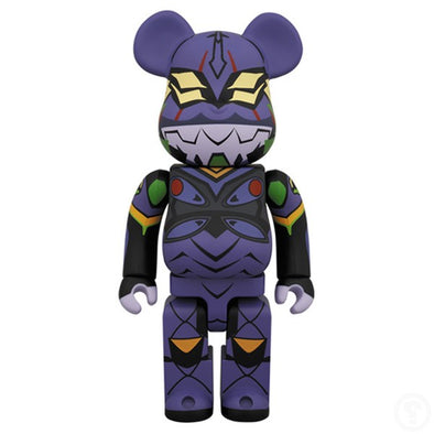 Evangelion 3 EVA Unit 13 Be@rbrick 400%