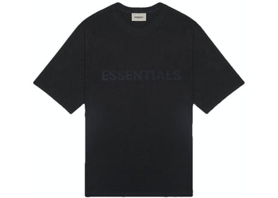 FEAR OF GOD ESSENTIALS 3D Silicon Applique Boxy Tee
