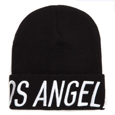 STAMPD Big L.A. Beanie (Black)
