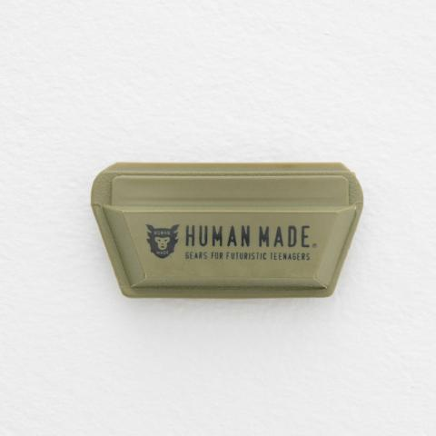 HUMAN MADE Pill Case (Olive)