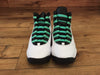 "NIKE AIR JORDAN 10 RETRO 30TH ""Verde"" BG GS -705180-118"