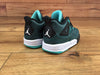 NIKE AIR BABY JORDAN Retro 4 Teal White Black BT(TD) 308500-330