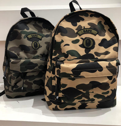 Bape 1st Camo Day Pack (Backpack)