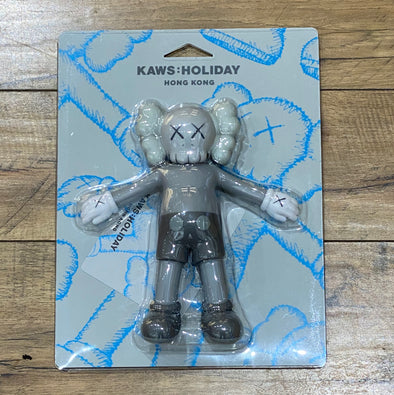 Kaws Holiday Hong Kong Companion Bath Toy Grey