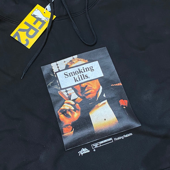 FR2 GodFather Hoodie (Black)
