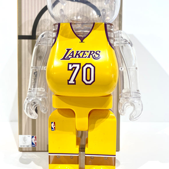 Be@rbrick Lakers 400%