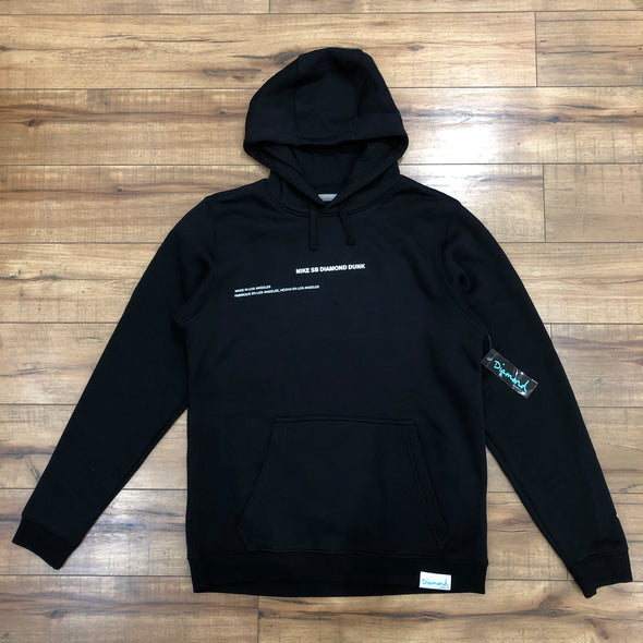 Nike x Diamond Supply Co Hoodie (Black)