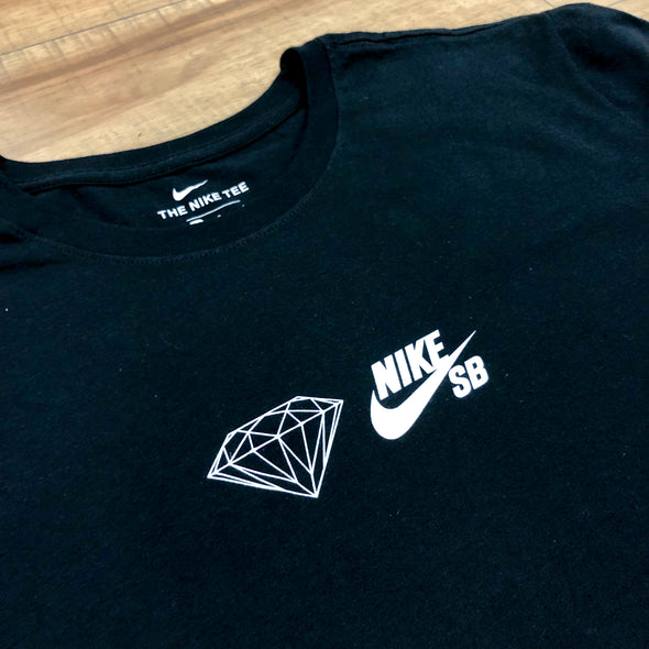 Nike x Diamond Supply Co Tee (Black)