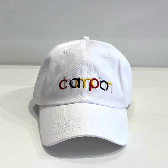 KITH X Champion Double Logo Hat (White)