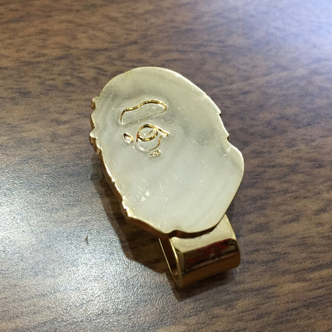 BAPE Ape Head Pin