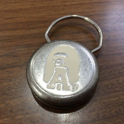 BAPE Ape Head Small Key Ring