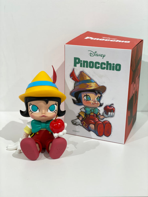 Milk x Disney ~ Pinocchio Molly 16cm Vinyl Figure