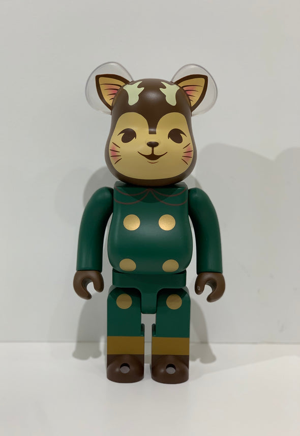 Morris The Cat With Antlers 400% Be@rbrick