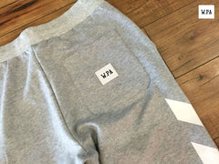 W. PA ARROWS PREMIUM SWEATPANTS ( GREY )