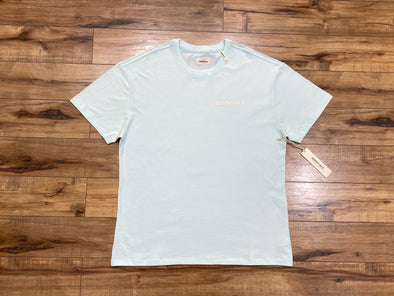 FEAR OF GOD ESSENTIALS 3M Logo Short Sleeve Tee (Tiffany Blue)